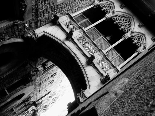 Barri Gotic, Barcelone. Photo: Kim Gradek